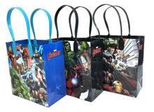 Avengers Party Favor Goodie Small Gift Bags 12