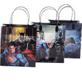 Batman VS Superman Party Favor Goodie Small Gift Bags 12 - Dawn Justice