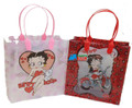 Betty Boop Party Favor Goodie Medium Gift Bags 12