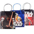 Star Wars Party Favor Goodie Small Gift Bags 12