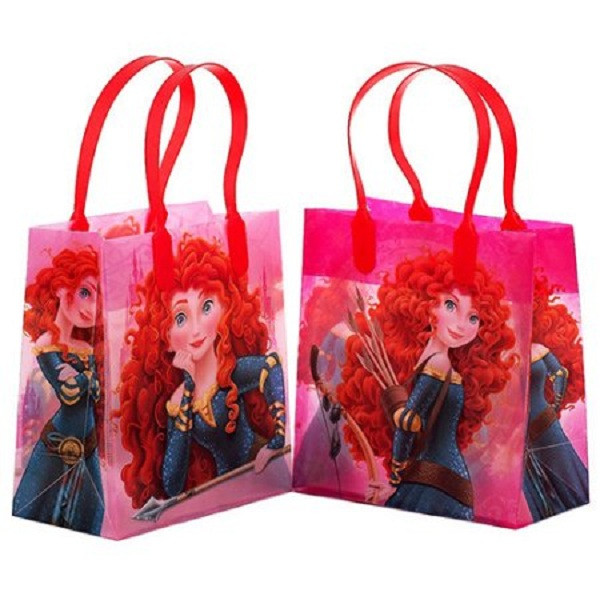 Brave Party Favor Goodie Small Gift Bags 12