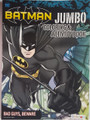Batman 96P Jumbo Coloring and Activity Book - Bad Guys, Beware
