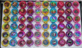 Monster High Character Authentic Licensed 10 Assorted Stampers Party Favors