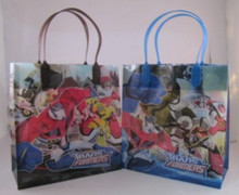 Transformers Party Favor Goodie Medium Gift Bags 12