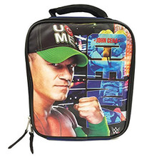 Wwe John Cena Lunch Box Luch Bag Never Give Up Partytoyz