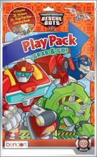 Transformers Grab and Go Play Pack Party Favors - Rescue Bots