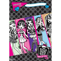 Monster High Plastic Loot Bags Favor Sacks Gift