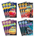 Cars 3 Party Grab N Go Play Pack Favor Bundle (12 packs)