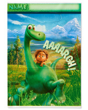 The Good Dinosaur Pack of 8 Loot Bags