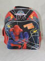 "Spiderman Small Toddler 12"" Cloth Backpack Book Bag Pack - Spider Hero"