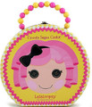 Lalaloopsy Round Tin Carry All Hatbox - Crumbs Sugar Cookie