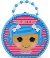 Lalaloopsy Round Tin Carry All Hatbox - Mittens Fluff n Stuff