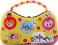 Lalaloopsy Tin Box Carry All Scoop Purse with Beaded Handle - Yellow