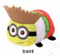 Despicable Me 3 Teeny Ty's Dave Plush Toy
