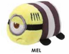 Despicable Me 3 Teeny Ty's Mel Plush Toy
