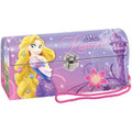 Princess Rapunzel Rounded Tin Box Carry All Purse - Purple