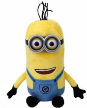 """Despicable Me 3 Tim TY Beanie Baby 8"""" Inch Plush"""