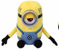 "Despicable Me 3 Mel TY Beanie Baby 8"" Inch Plush"