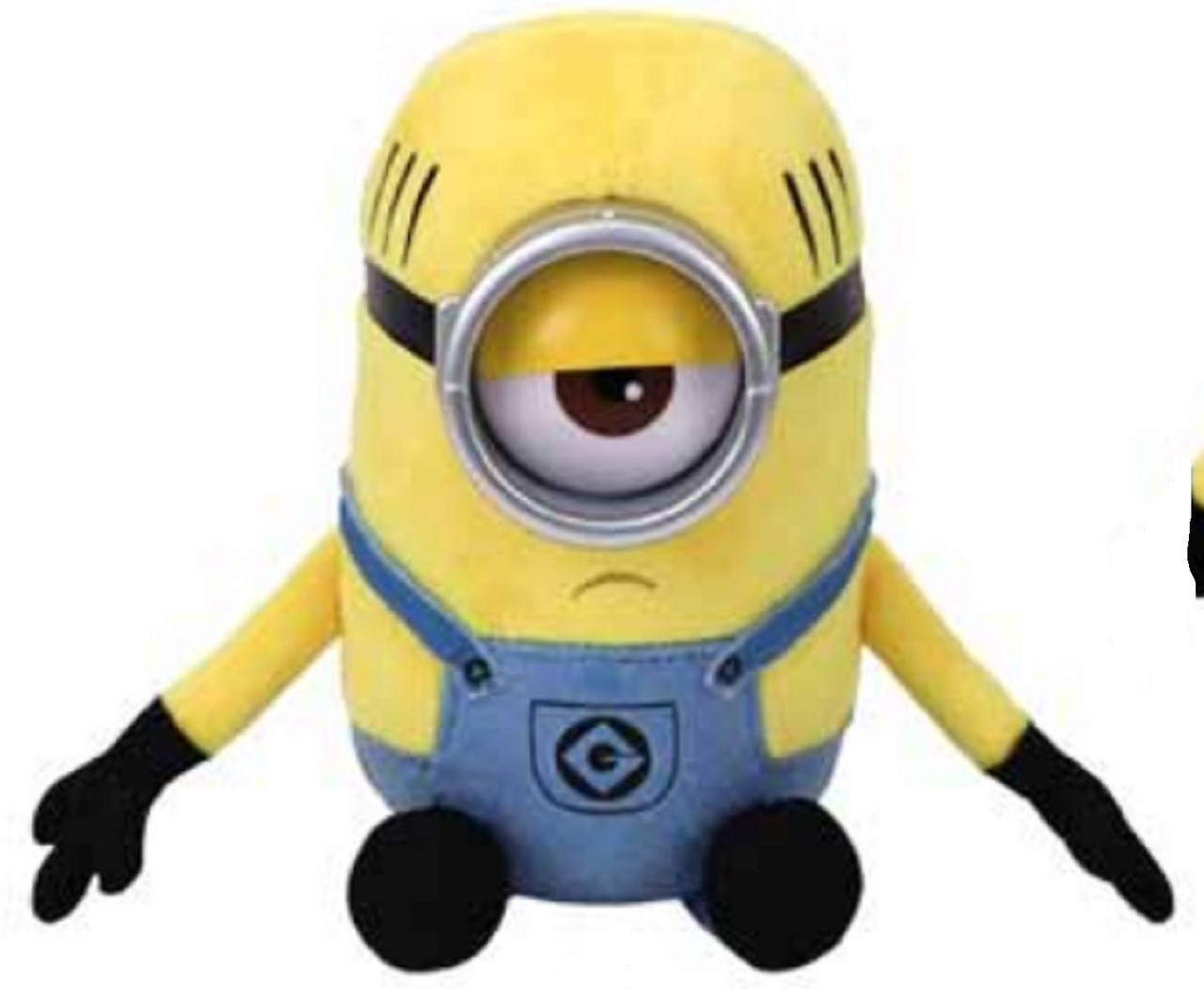 """Despicable Me 3 Mel TY Beanie Baby 8"""" Inch Plush"""