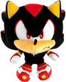 Sonic Boom Small Big Head Plush - Shadow