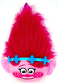 Dreamworks Trolls Head Plush Toy Backpack - Poppy