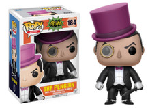 Funko Pop! Heroes Batman Classic TV The Penguin Vinyl Figure #184