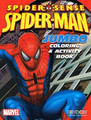 Spiderman Jumbo 96 pg. Coloring and Activity Book