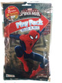 12X Ultimate Spiderman Grab and Go Play Pack Party Favors - Great Power (12 Pcs)