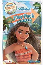 Disney Moana Grab and Go Play Pack Party Favors