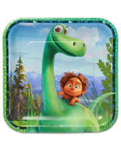 The Good Dinosaur Large 9 Inch Lunch Plates