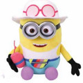 "Despicable Me 3 Jerry TY Beanie Baby 8"" Inch Plush"
