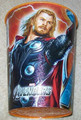 Avengers Thor Orange Plastic 16 oz Reusable Keepsake Favor Souvenir Cup (1 Cup)