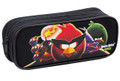 Angry Birds Space Plastic Pencil Case Pencil Box - Black