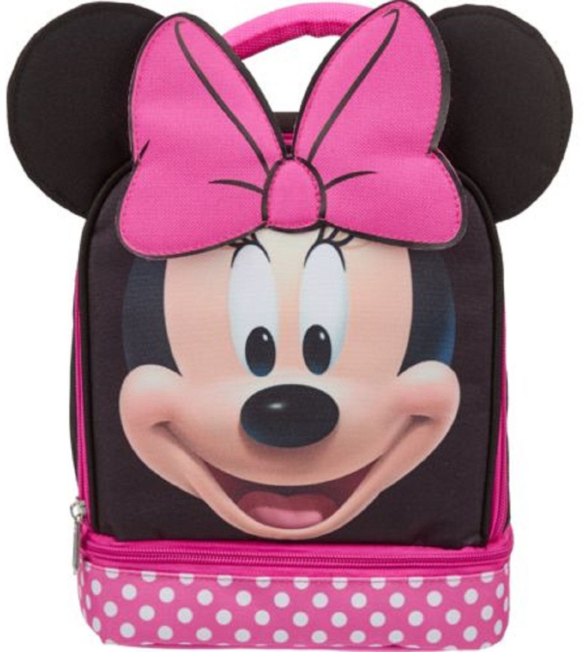 Lunch Box - Minnie Mouse - Face