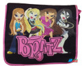 Bratz Large Cloth Messenger Backpack Laptop Bag Sling
