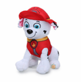 Paw Patrol Character Small 7 Inch Plush Toy  -  Marshall