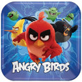 Angry Birds Movie Large 9 Inch Lunch Plates