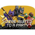 LEGO Batman Postcard Invitation