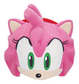 Sonic The Hedgehog Fleece Beanie Hoodie Cap Hat - Amy