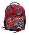 Ultimate Spiderman Web Warriors Large Backpack with Detachable Lunch Bag