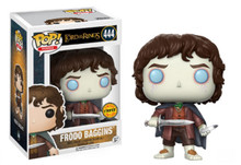 Funko Pop! Movies Lord of the Rings Frodo Baggins Vinyl Chase #444