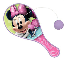 Minnie Mouse Clubhouse Paddle Ball Party Favor