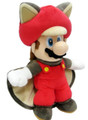 "Super Mario Brothers 14"" Flying Squirrel Plush Toy Stuffed Animal - Mario"