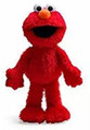 "Sesame Street Medium 14"" Plush Toy - Elmo"