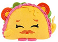 Shopkins - Taco Terrie 5 Inch Small Plush