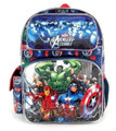 "Avengers Assemble Large 16"" Cloth Backpack Book Bag Pack - Hawkeye Left"
