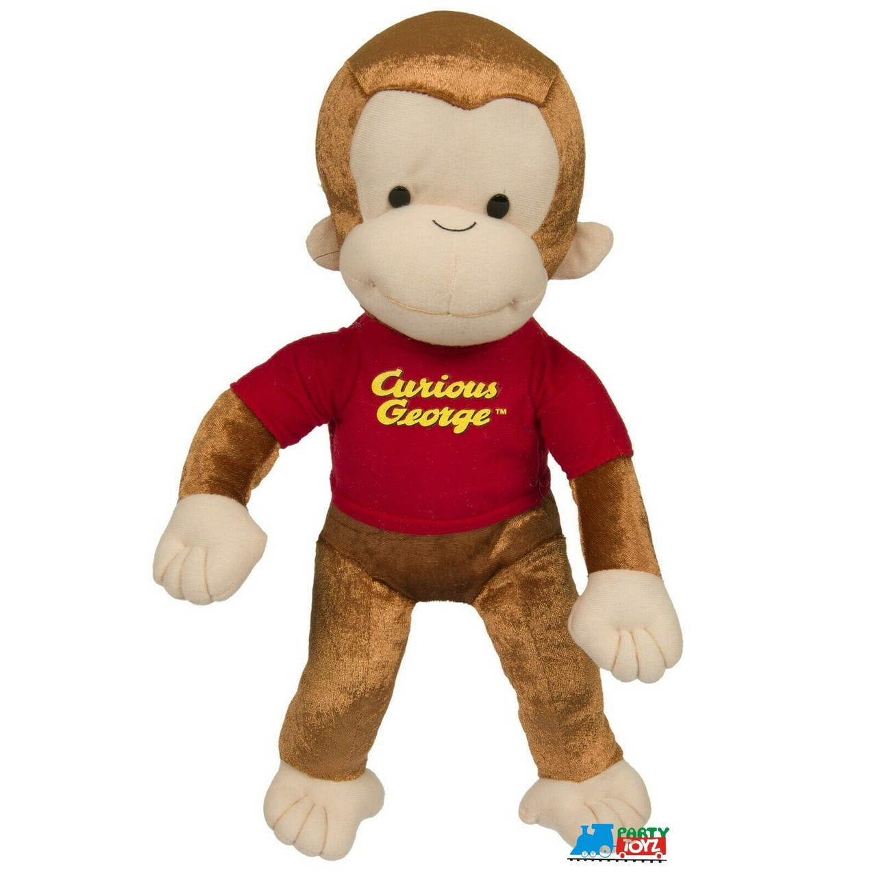 """Curious George Large 21"""" Plush Toy"""