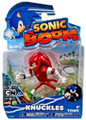 Sonic Boom 3 Inch Plastic Figure Toy - Knuckles Platinum Series