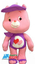 Care Bears 13 Inch  plush Pink l Love a Lot  Bear