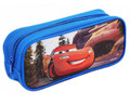 Pencil Case - Cars - Blue